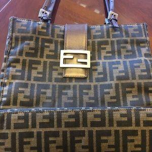 Authentic Fendi handbag